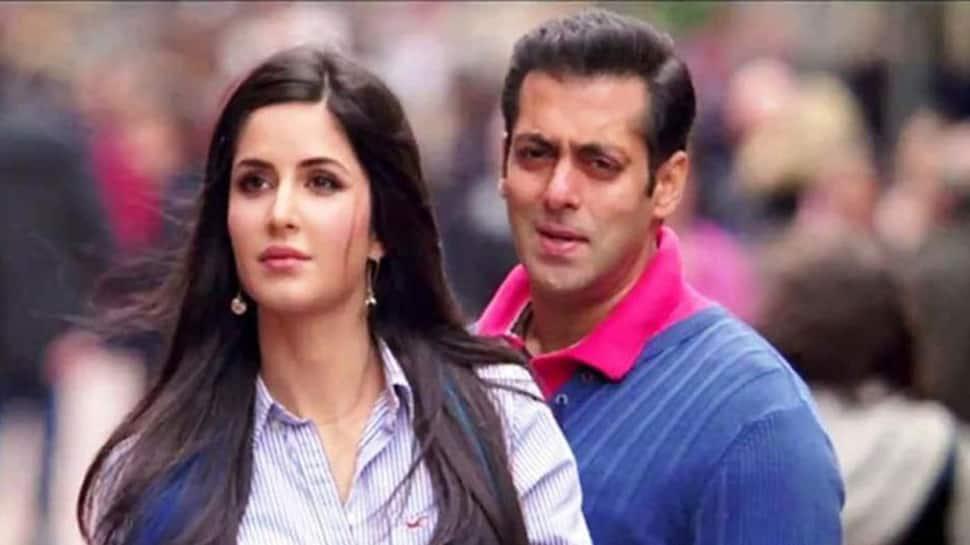 Salman Khan Calls Katrina Kaif His Baby, Video Goes -6616