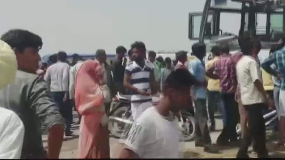 Major accident in Rajasthan's Ajmer; 12 killed, 21 injured as bus collides with truck