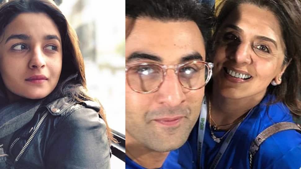 Alia Bhatt posts adorable birthday wish for Ranbir Kapoor's mother Neetu Kapoor—See pic