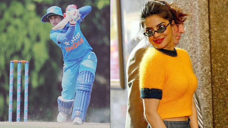 Mithali Raj picks Priyanka Chopra to play her in biopic