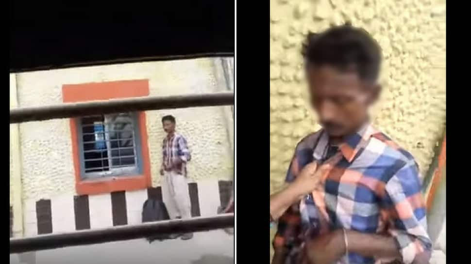 Man masturbates at a railway station in Bengal, woman streams it live on Facebook