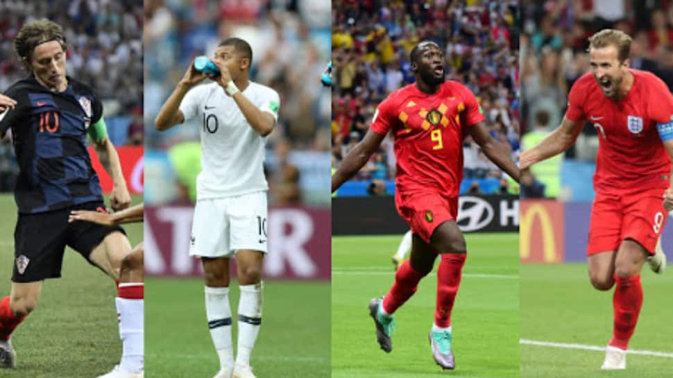 France vs Belgium FIFA World Cup 2018 semifinal at St. Petersburg promises to be a classic