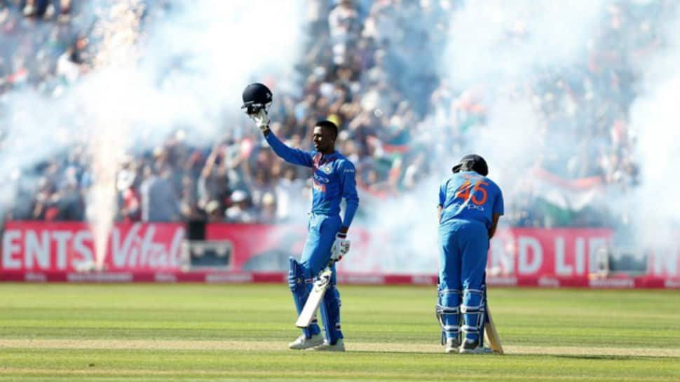 Hardik Pandya credits Rohit Sharma's 'special' century for India's T20I series win against England