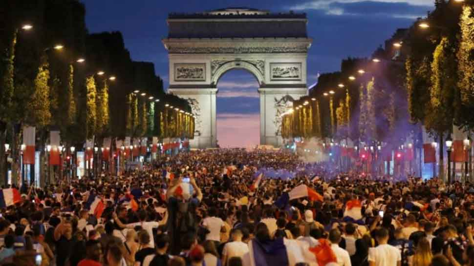 Jubilant France hopes for FIFA World Cup glory after two-decade wait