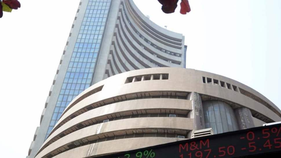 Sensex opens high on Wednesday, then declines soon