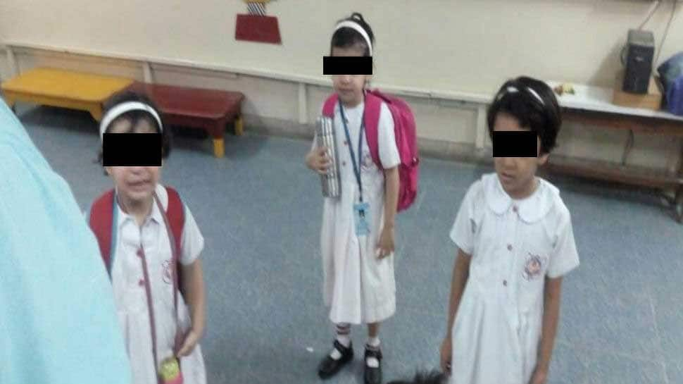 59 nursery students locked up in Delhi school's basement over non-payment of fees – WATCH
