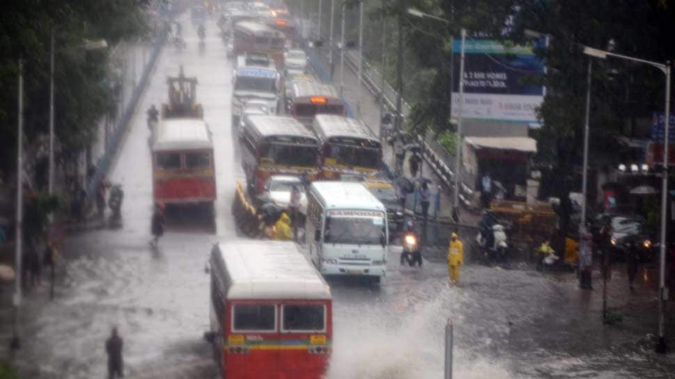 Relief for Mumbai as rain stops, Western Railway resumes services