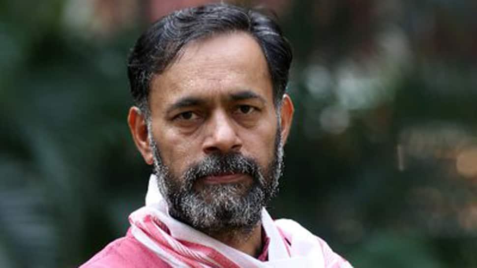 Modi regime targeting my family, alleges Yogendra Yadav after IT raids at sister's hospital