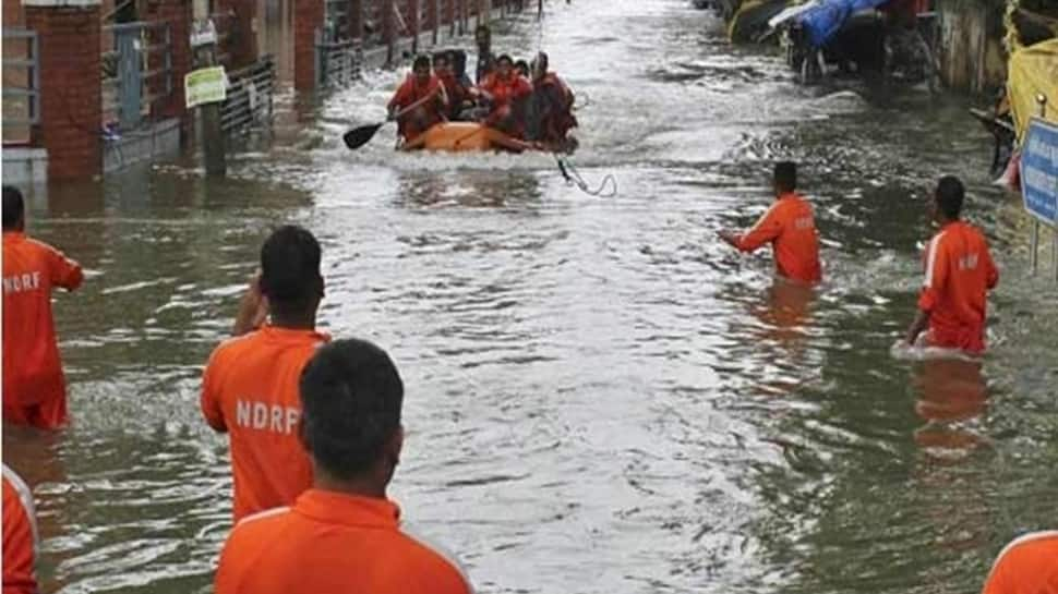 NDRF deploys over 3000 responders in 71 vulnerable flood prone locations