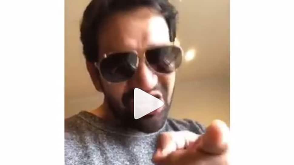 Bhojpuri superstar Dinesh Lal Yadav aka Nirahua's latest Instagram video will leave you in splits-Watch