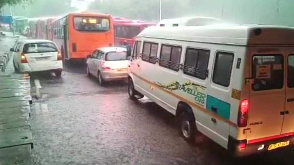 Heavy showers bring relief across Delhi-NCR, more rains predicted by weatherman