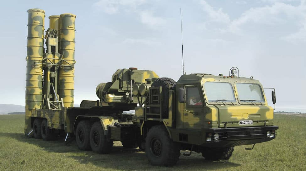 India, Russia to ink S-400 Triumf air defence missile deal soon