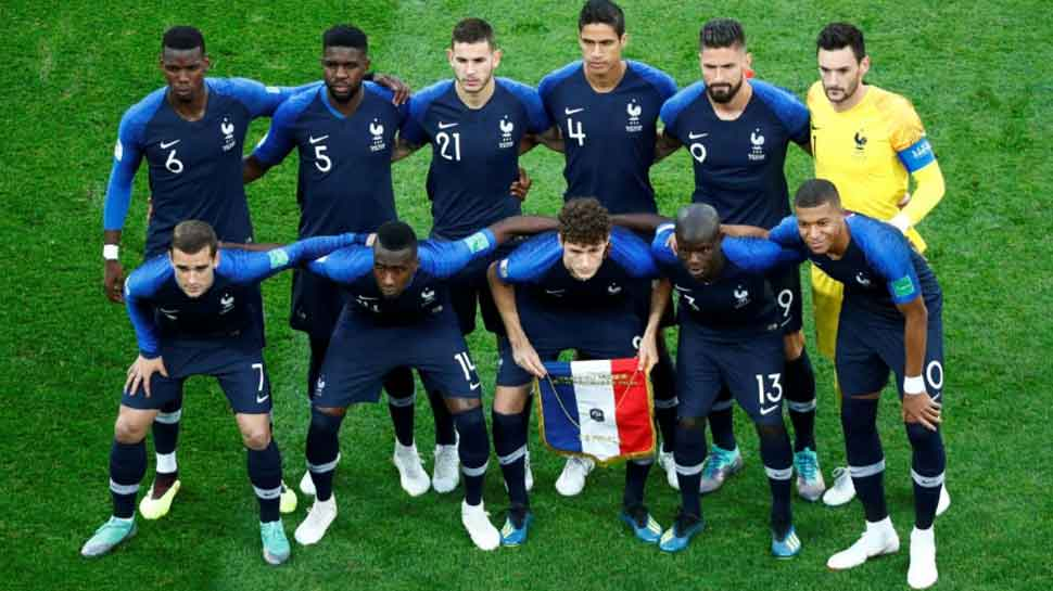 Blaise Matuidi says France not expecting tired Croatia in FIFA World Cup final