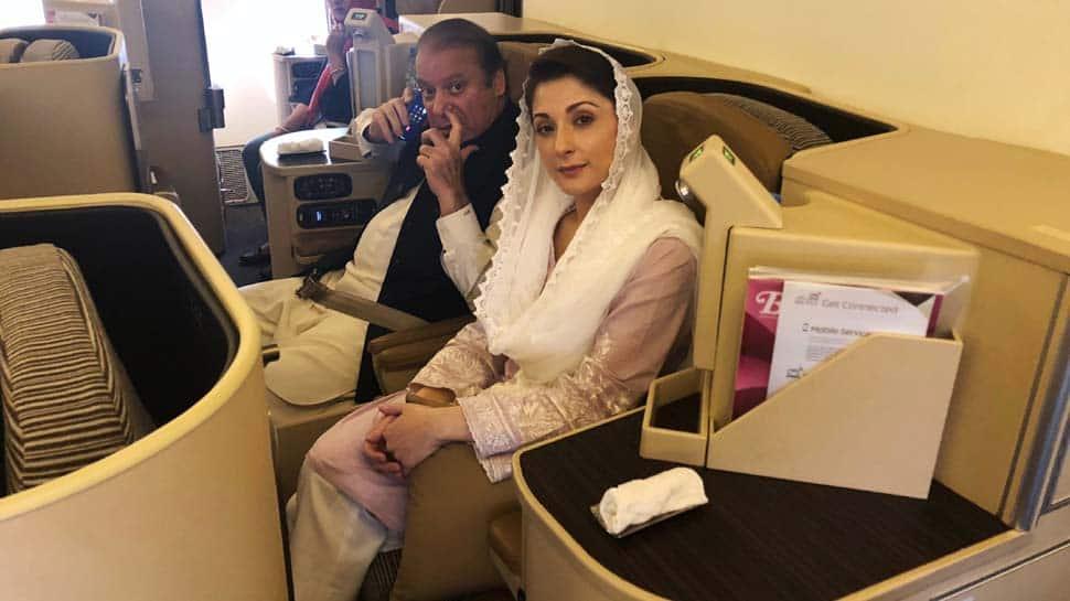 Pakistan's political storm Live Updates: Nawaz, Maryam arrested in Lahore, en route to Rawalpindi prison via chopper