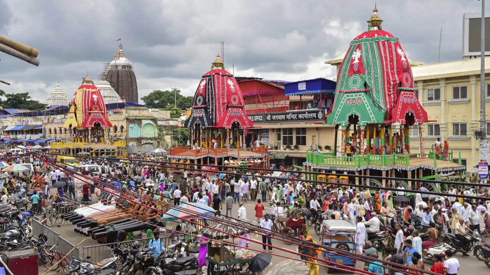 Jagannath Rath Yatra 2018: Over 10 lakh devotees expected for 9-day festival