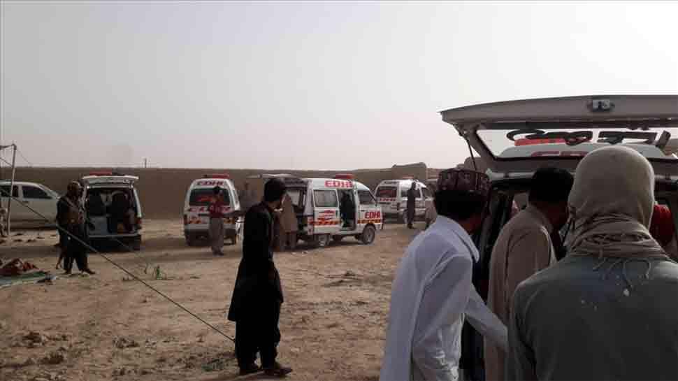 Pakistan's Mastung election rally blast toll reaches 128, ISIS stakes claim