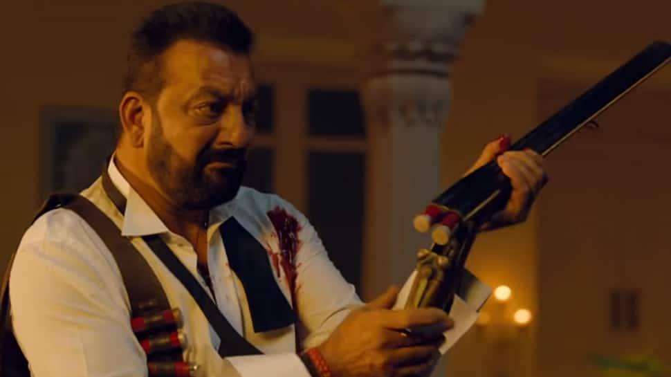 Saheb Biwi Aur Gangster 3: Sanjay Dutt stuns us in 'Baba Theme' song—Watch