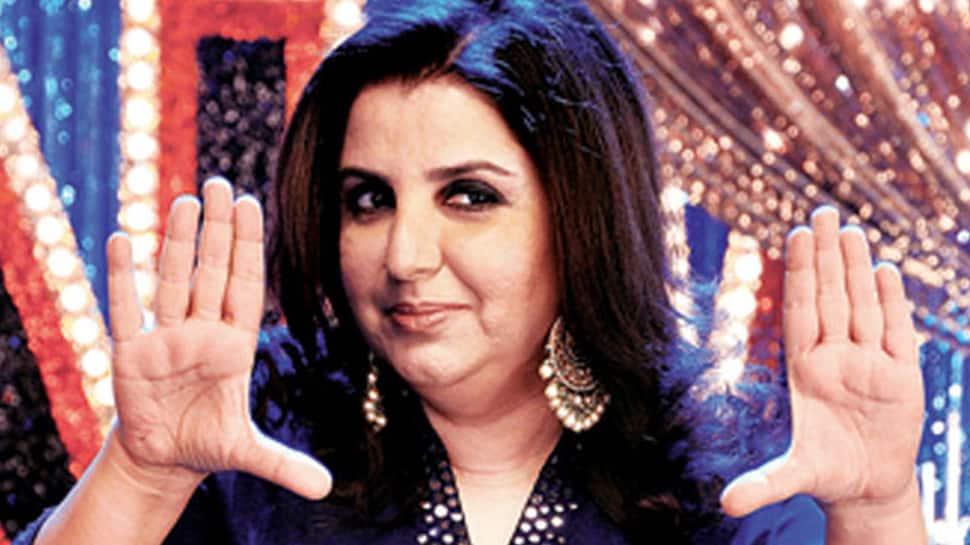 Farah Khan shoots 'super hit' song for 'Housefull 4'