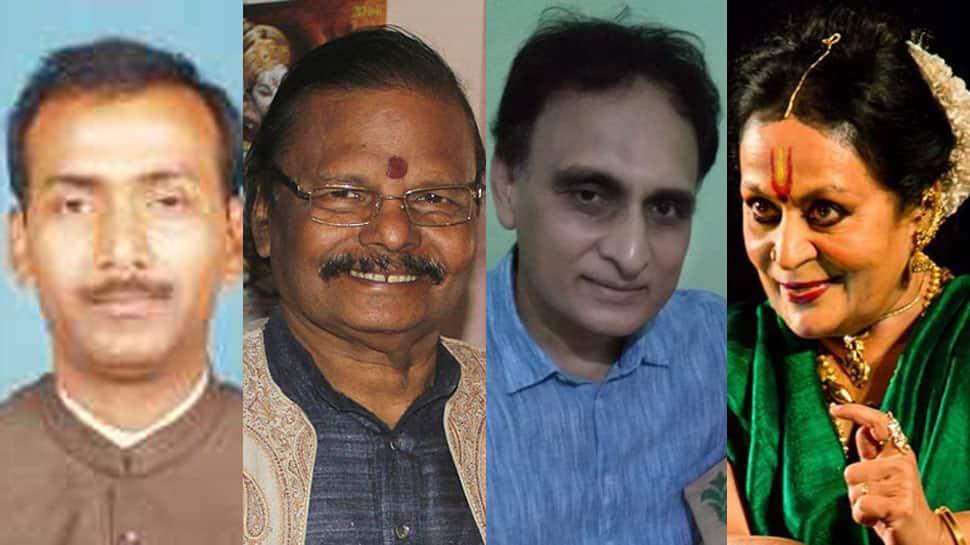 Farmer leader Ram Shakal, classical dancer Sonal Mansingh among four nominated to Rajya Sabha