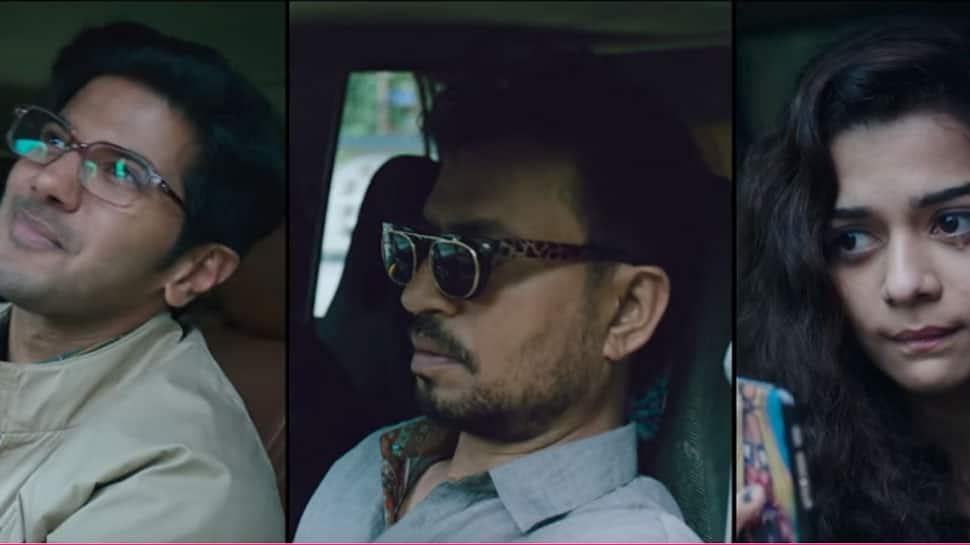 Dulquer Salmaan and Mithila Palkar promote Karwaan in Mumbai sans Irrfan Khan
