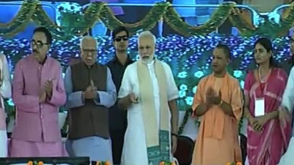 PM Narendra Modi attacks opposition for shedding crocodile tears for farmers