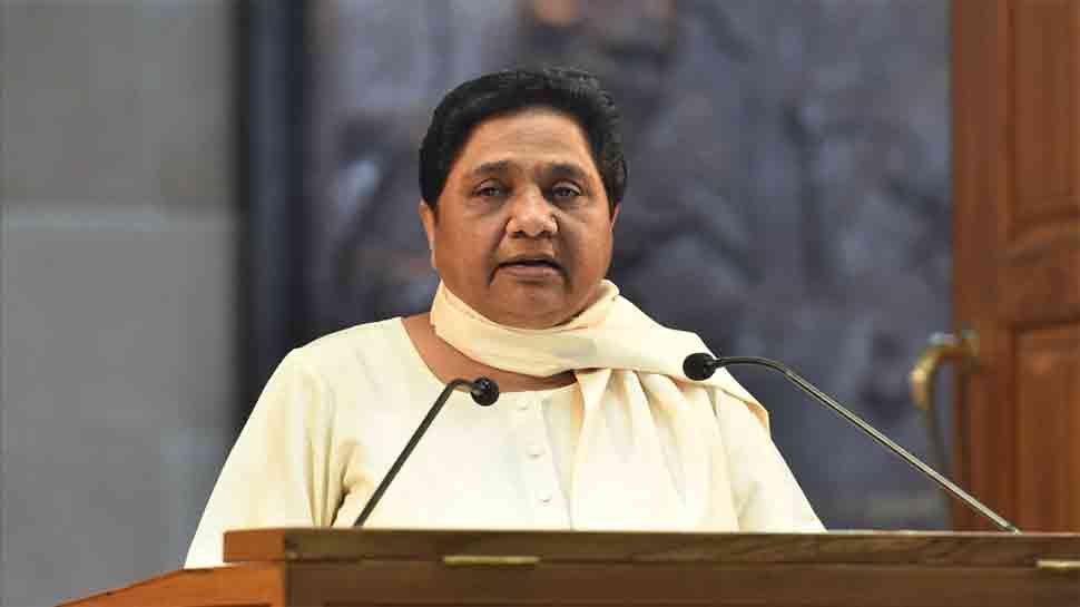 BJP may go for early general election: Mayawati