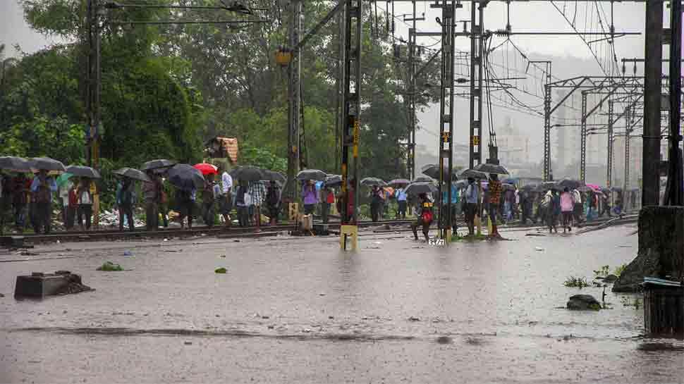 Maharashtra: Thane district has already received 66% of last year's rainfall