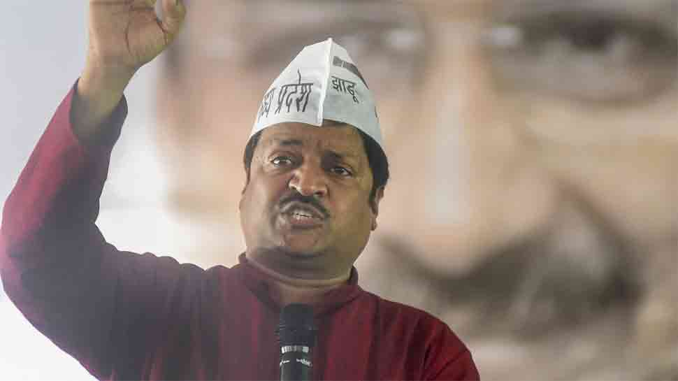 AAP announces Alok Agrawal as CM candidate in Madhya Pradesh