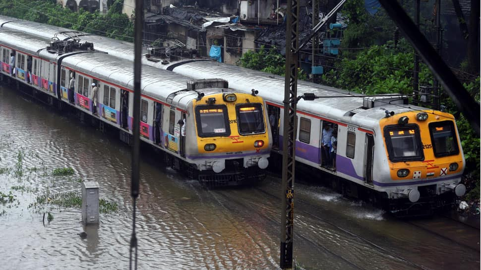 Mumbai rains: Local train services likely to get affected; Get details