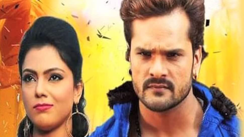Khesari Lal Yadav's 'Raja Jani' co-star Debasmita Biswas opens up on her film—Watch