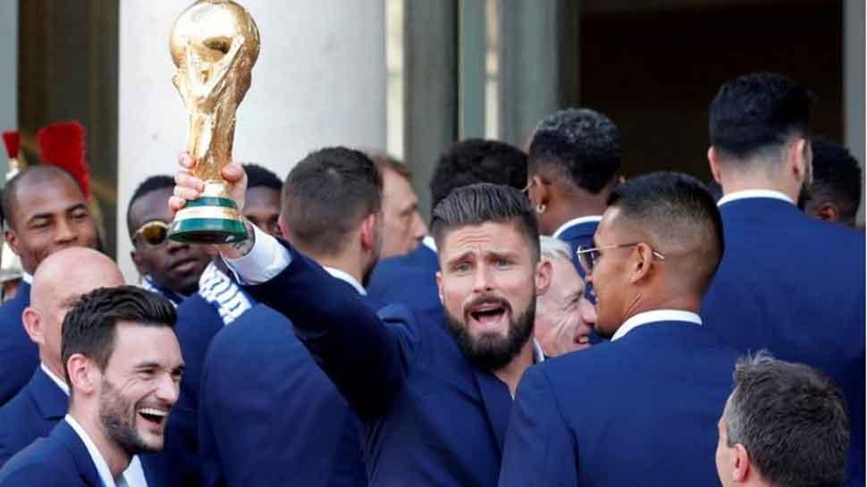 France's Olivier Giroud savors FIFA World Cup glory despite criticism
