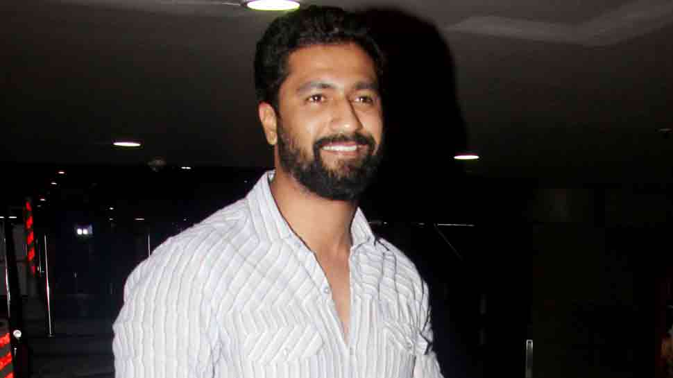 Vicky Kaushal injures right arm while shooting for 'Uri'