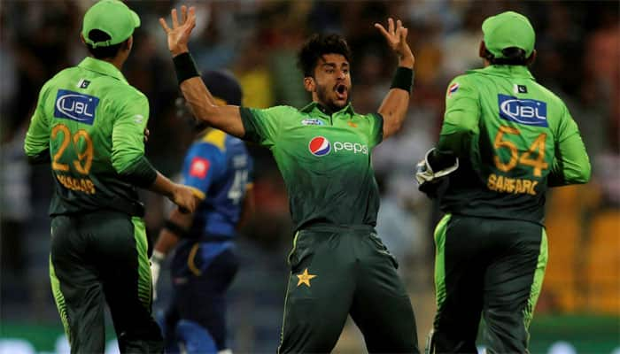 Pakistani bowler Hasan Ali injured during his 'bomb explosion'-type celebration