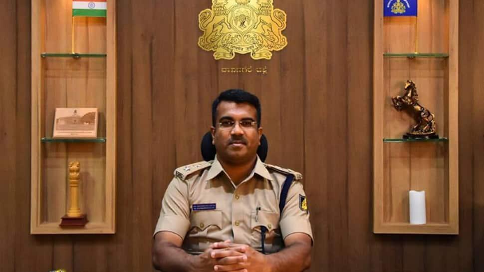 Bengaluru top cop Bheemashankar S Guled shunted after video of 'affair' goes viral