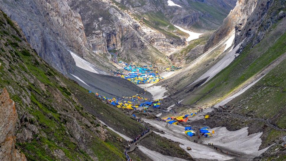 Over 2 lakh pilgrims performed Amarnath Yatra so far