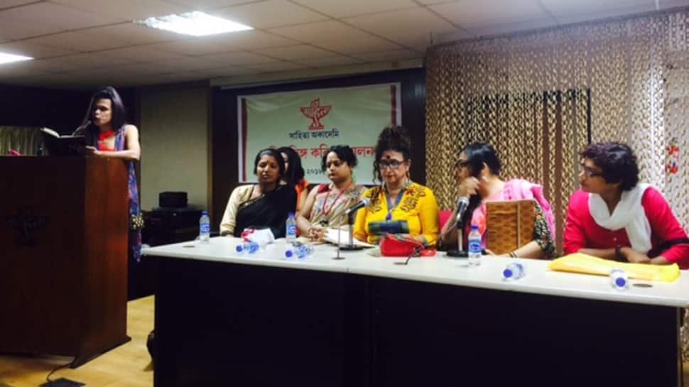 India's first government-sponsored transgender poets' meet held in Kolkata