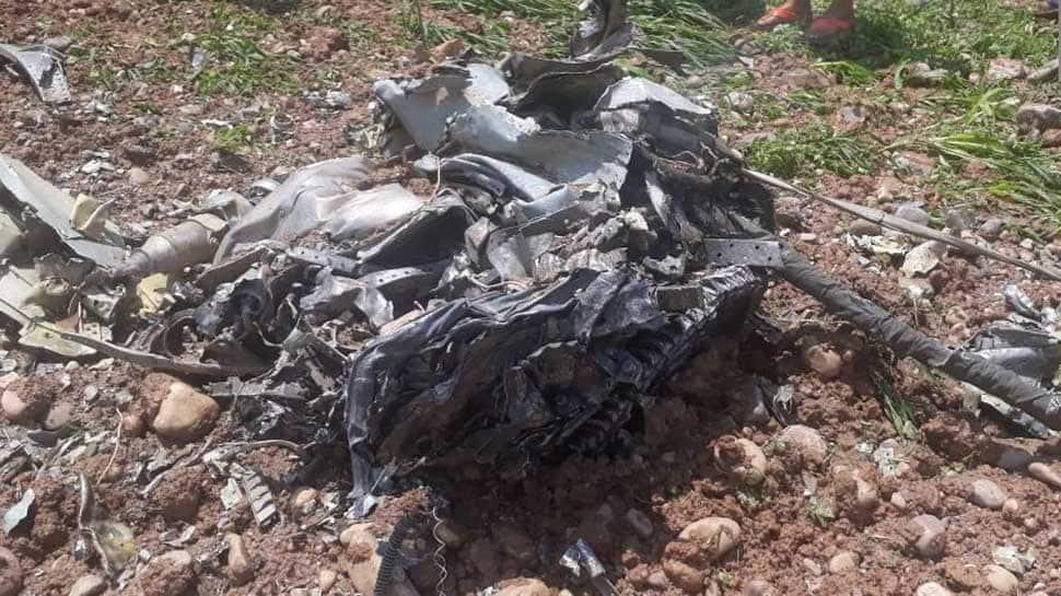 Defence Minister expresses grief after fighter pilot dies in IAF MiG-21 aircraft crash