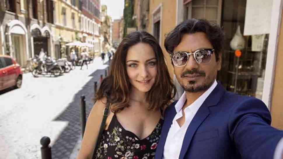 Nawazuddin Siddiqui shares photo with a mystery girl, fans wonder who is she
