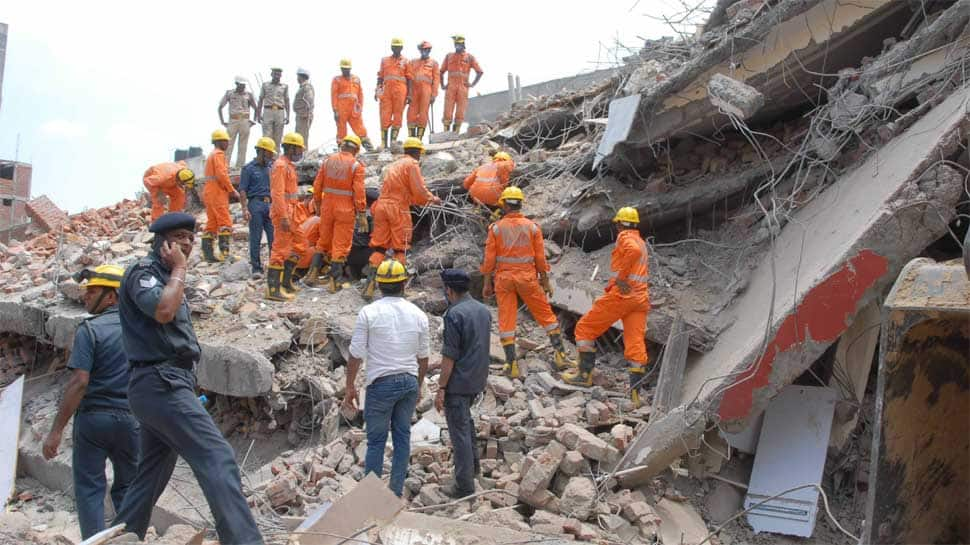 Greater Noida building collapse: Death toll rises to 9, more still feared trapped