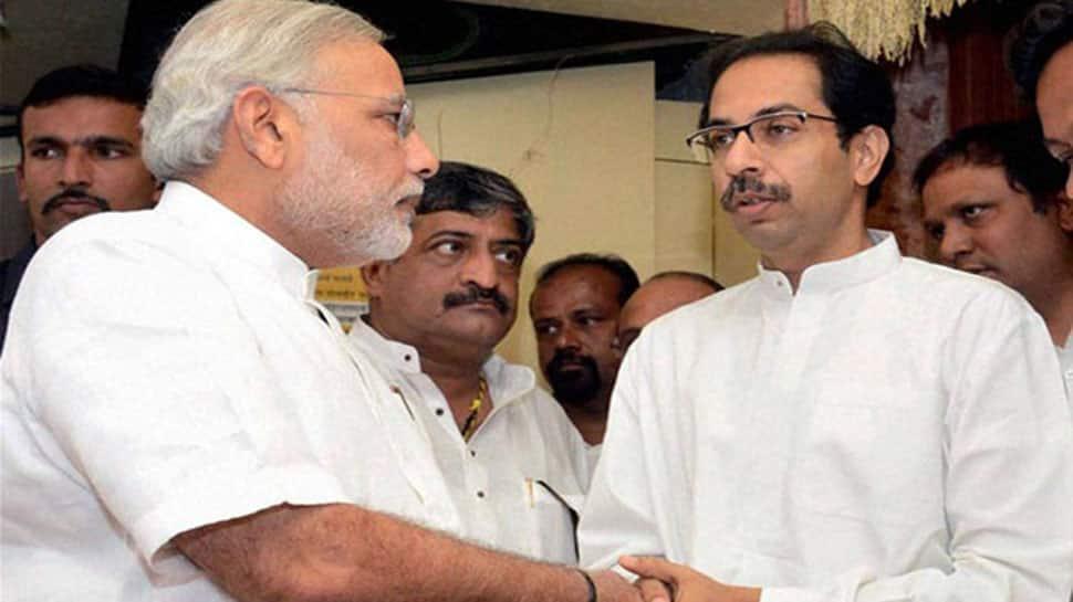 Shiv Sena to back Modi govt in tomorrow's no-trust vote
