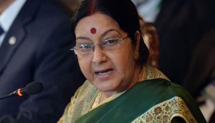 Hindu population in Bangladesh increasing: Sushma Swaraj