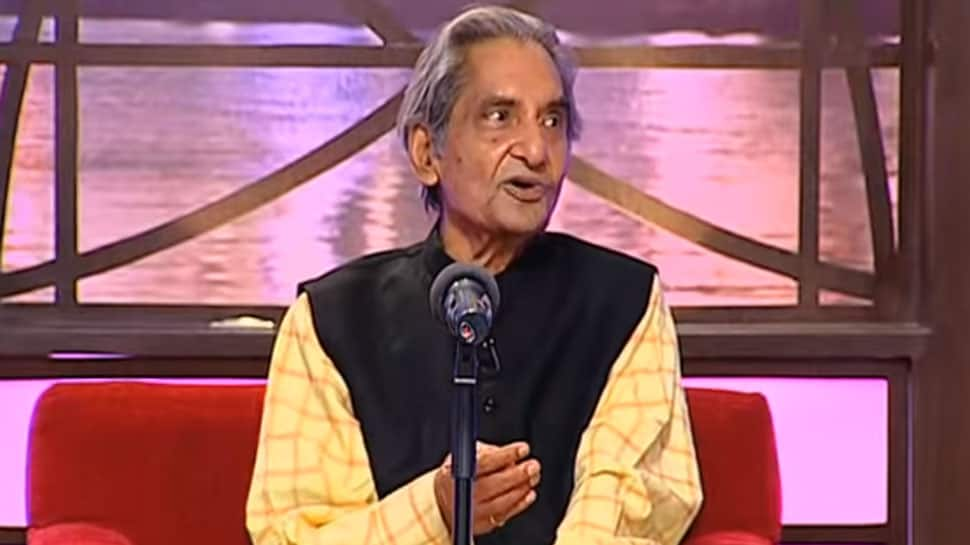 Noted poet-lyricist Gopaldas Neeraj dead