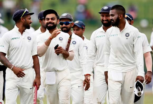 A look at Test records of Indian players in England