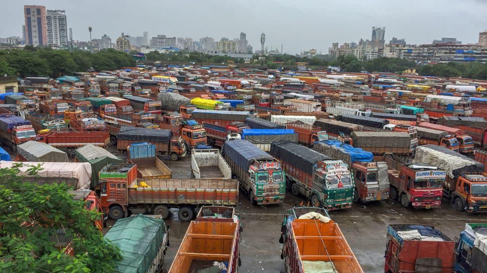 Truck strike enters second day, affects Maharashtra, MP, Delhi, Tamil Nadu
