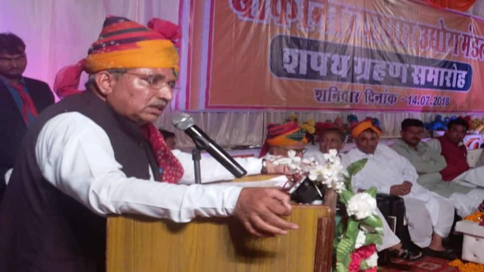 More PM Modi becomes popular, more such incidents: Union Minister Meghwal on Alwar lynching