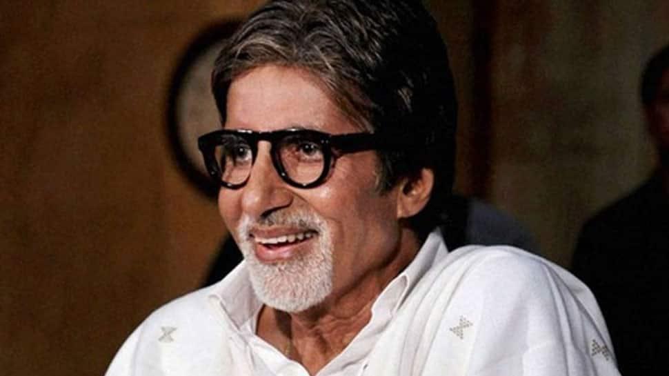I give back less than I receive: Amitabh Bachchan