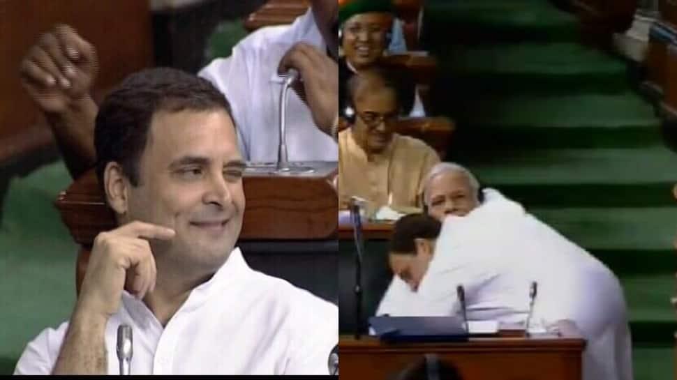 Bollywood reacts to Rahul's 'jaadu ki jhappi' to Modi