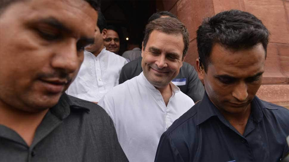 Rahul Gandhi responds to PM, says will tackle Narendra Modi's hate with love