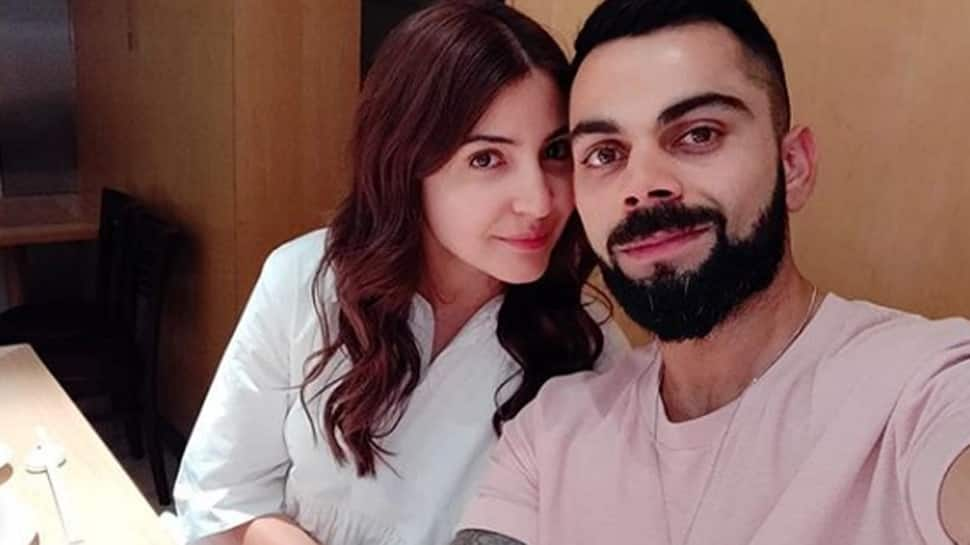 Virat Kohli enjoys meal with his ladylove Anushka Sharma in London — See photo