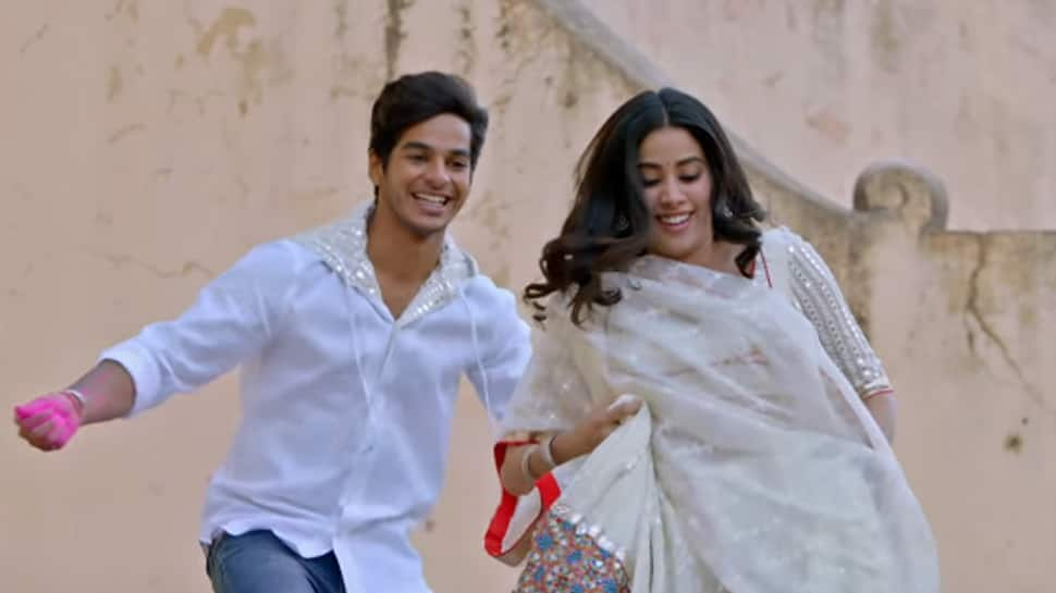 Dhadak Day 2 collections: Janhvi Kapoor-Ishaan Khatter starrer is on a magical run